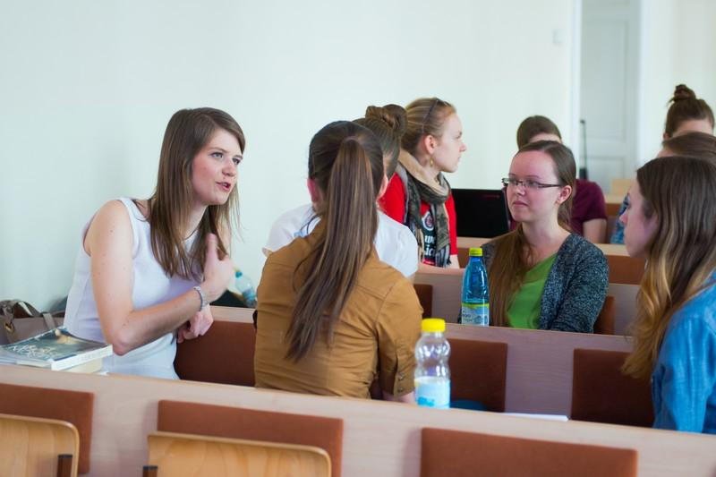 semester s jazykovým mentoringom