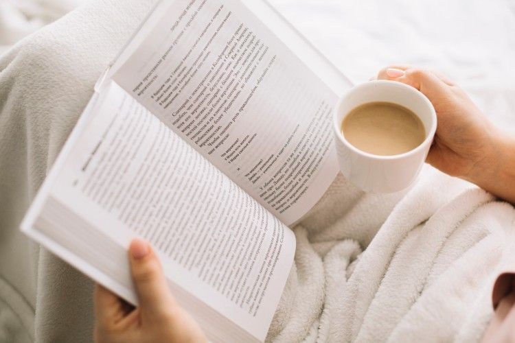 Čítanie kníh vcudzom jazyku