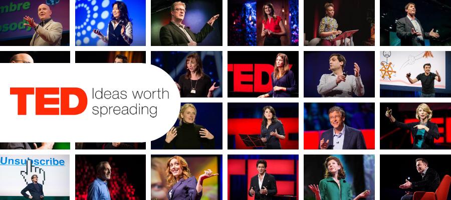 Ako využiť TED na maximum