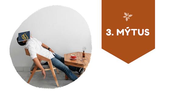 samouk, 3. mýtus
