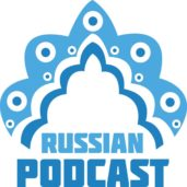 Russian Language Podcast logo