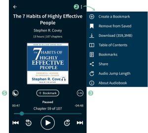 S appkou máte audioknihy vždy so sebou, aj offline.