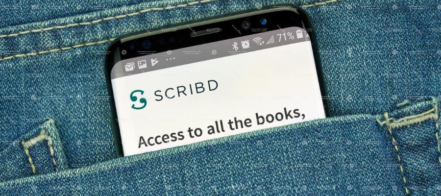 Scribd - vaša digitálna knižnica vždy poruke