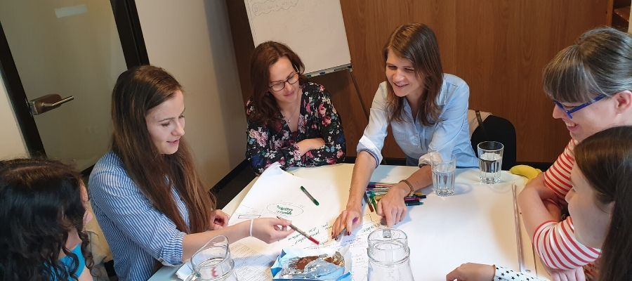 Ako sa učia jazykové mentorky
