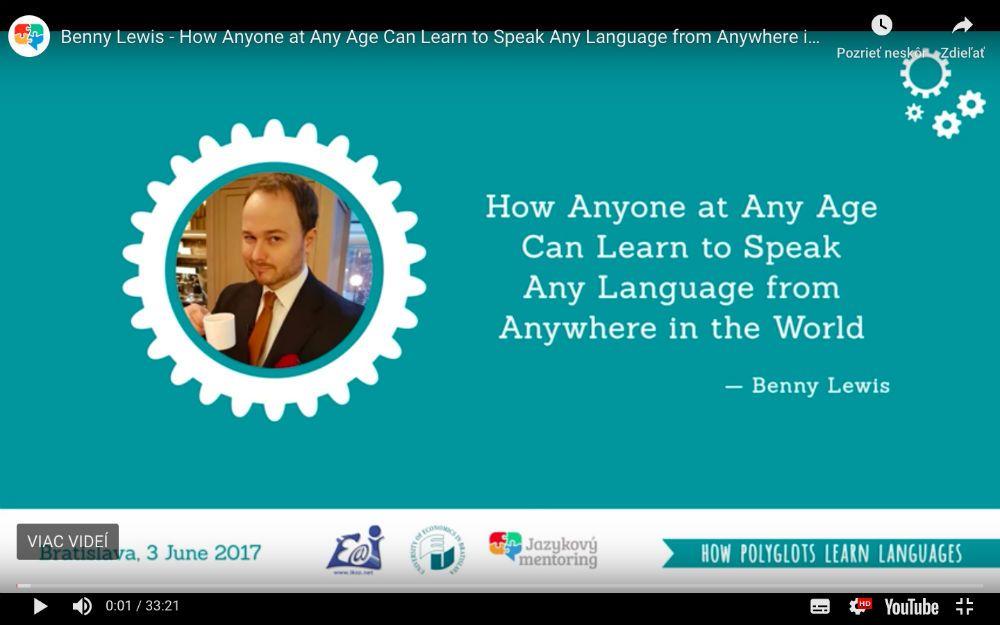 Polygloti prednaska