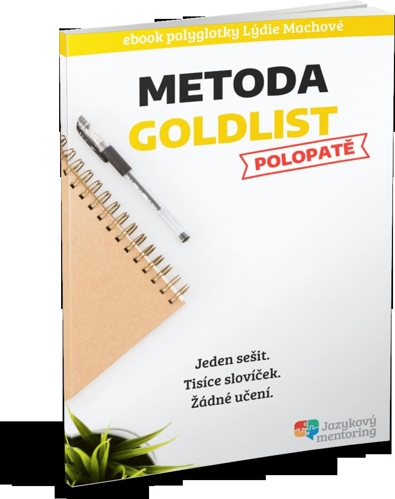 ebbok metoda Goldlist CZ