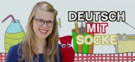 Deutsch mit der Socke