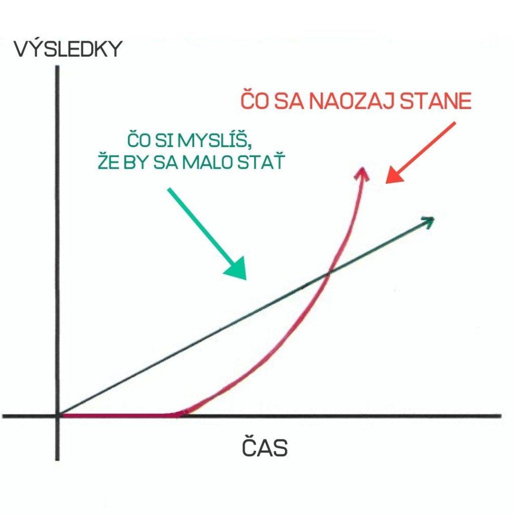 Krivka učenia sa jazyka, výsledky uvidíme až pourčitom čase