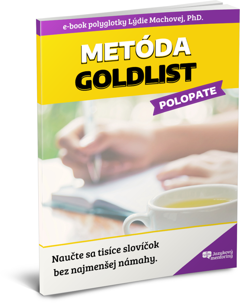Ebook Goldlist nový