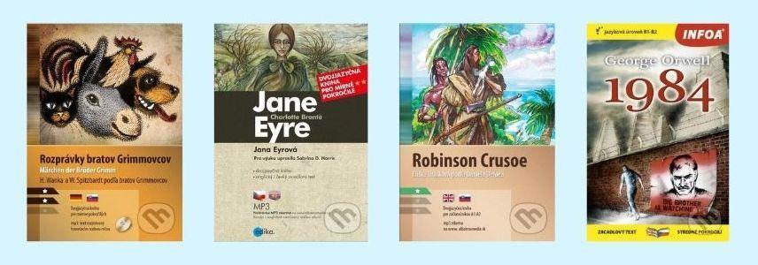 Príklady bilingválnych kníh