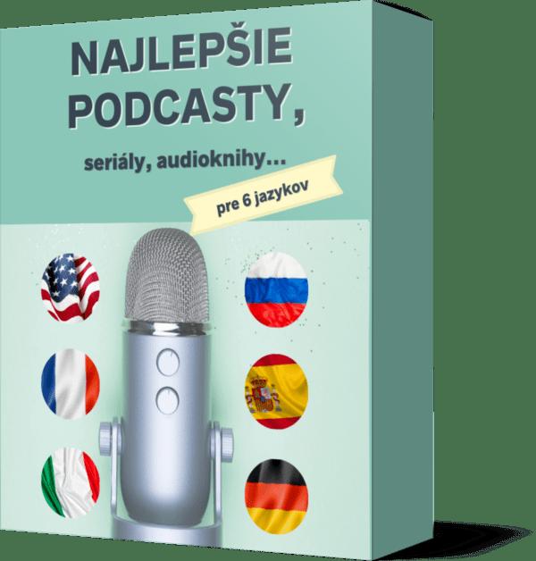 Najlepšie podcasty